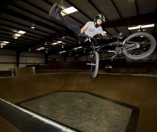 Scotty Cranmer competes in the 2015 Recon Tour Championship.
