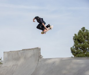 Monster energy welcomes Tom Schaar, skateboard athlete.