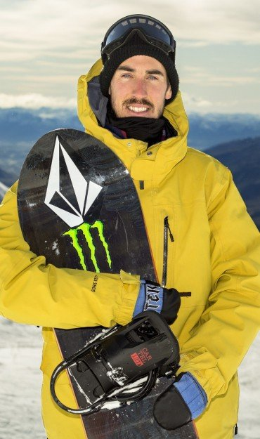 Will Jackaways competes in the New Zealand Winter games.