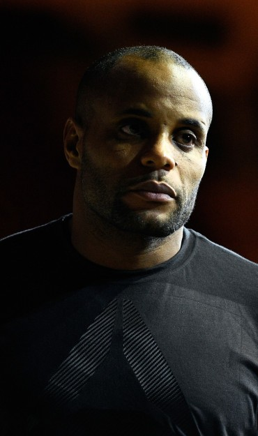 Daniel Cormier competes in UFC 192 in Houston, Texas