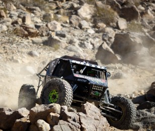 Shannon Campbell during King of Hammers 2016