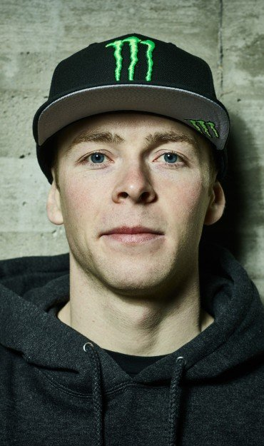 Romain Febvre MXGP Lifestyle shoot