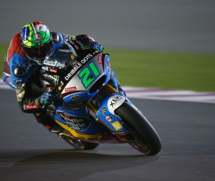 Franco Morbidelli during the Argentina MotoGP