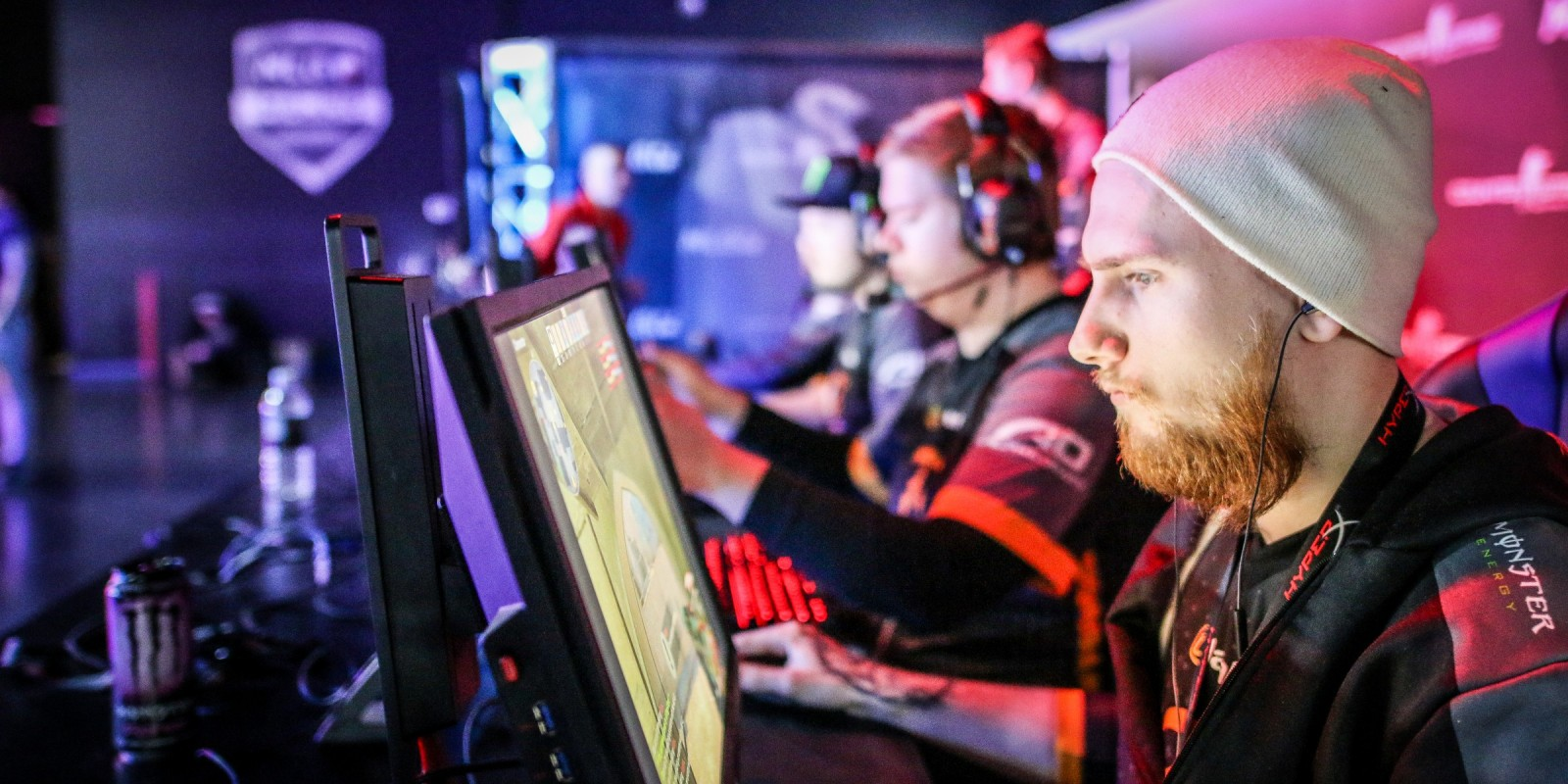Team Fnatic at the 2016 MLG CSGO in Ohio