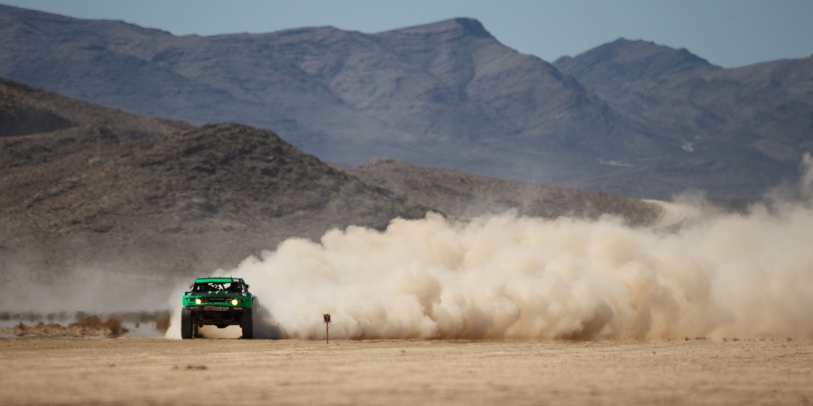 Cameron Steele at Mint 400 - 2016