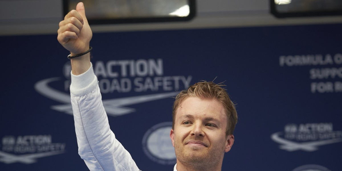 Saturday images from round three of the FIA Formula One World Championship