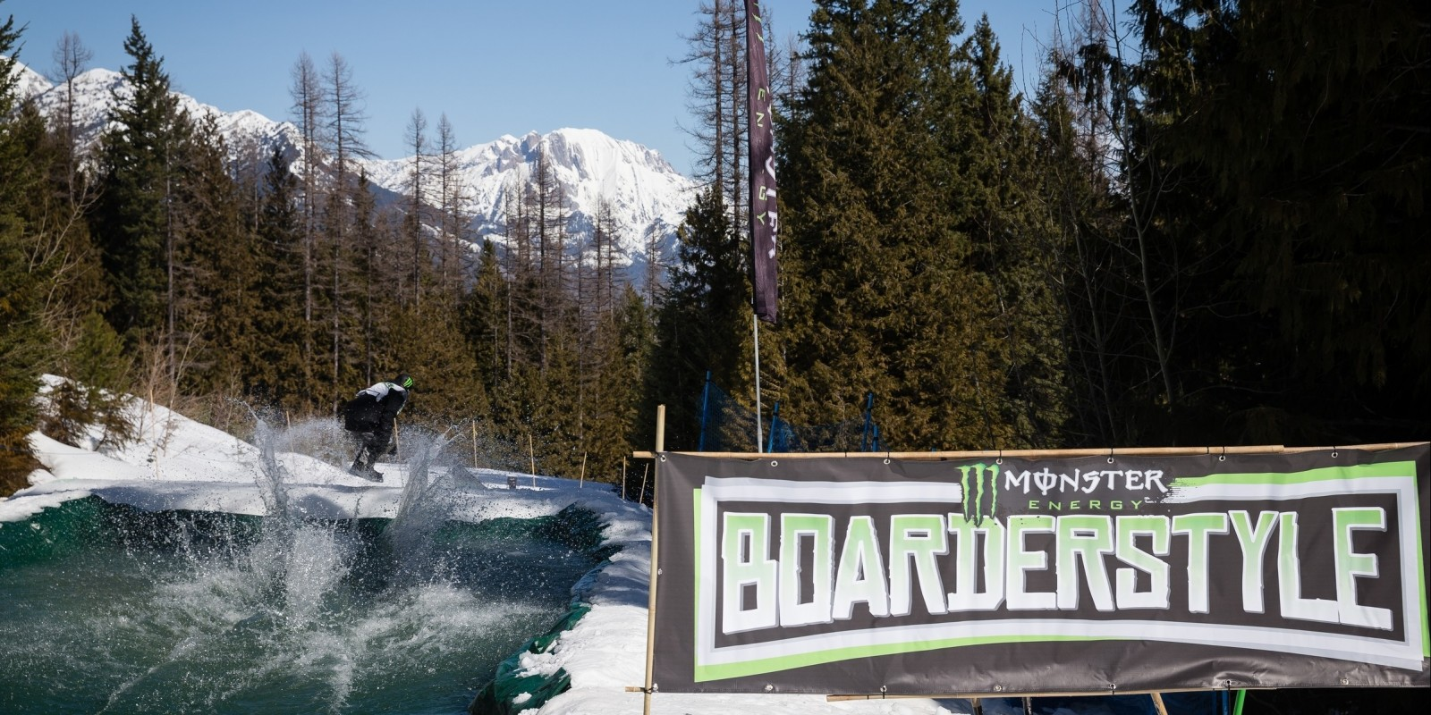 Mark Sollors at the 2016 Boarderstyle Nationals in Fernie, BC