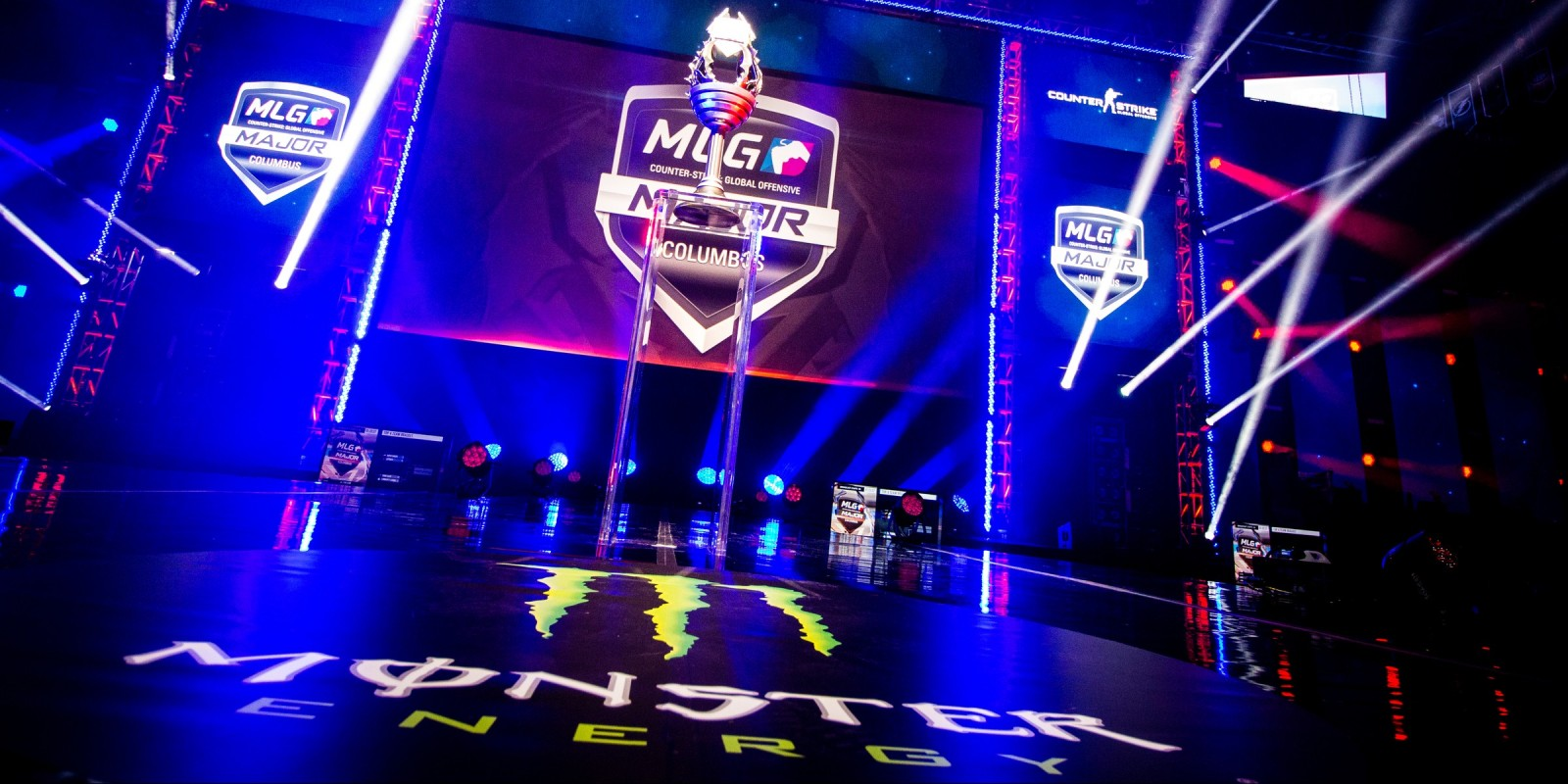 Monster Energy at the 2016 MLG SCGO in Ohio.