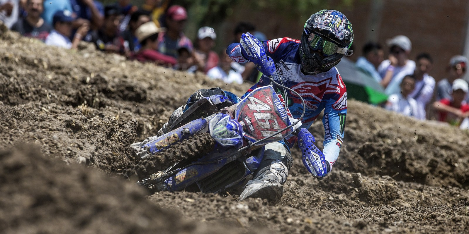 Romain Febvre at the 2016 MXGP of Mexico