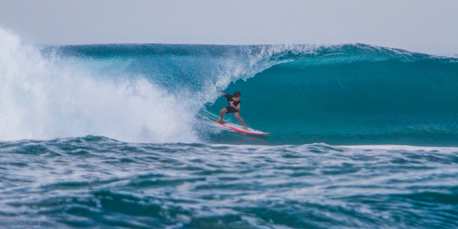 New mexican ambassador, Jhony Corzo surfer /Surfing Team