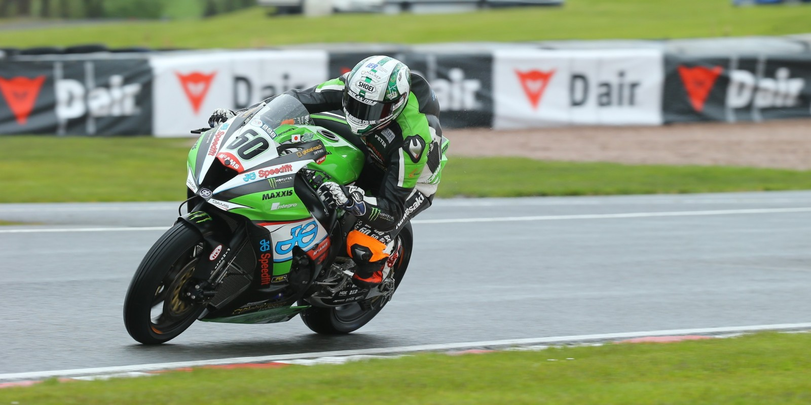 Peter Hickman at round two Oulton Park, Round Two