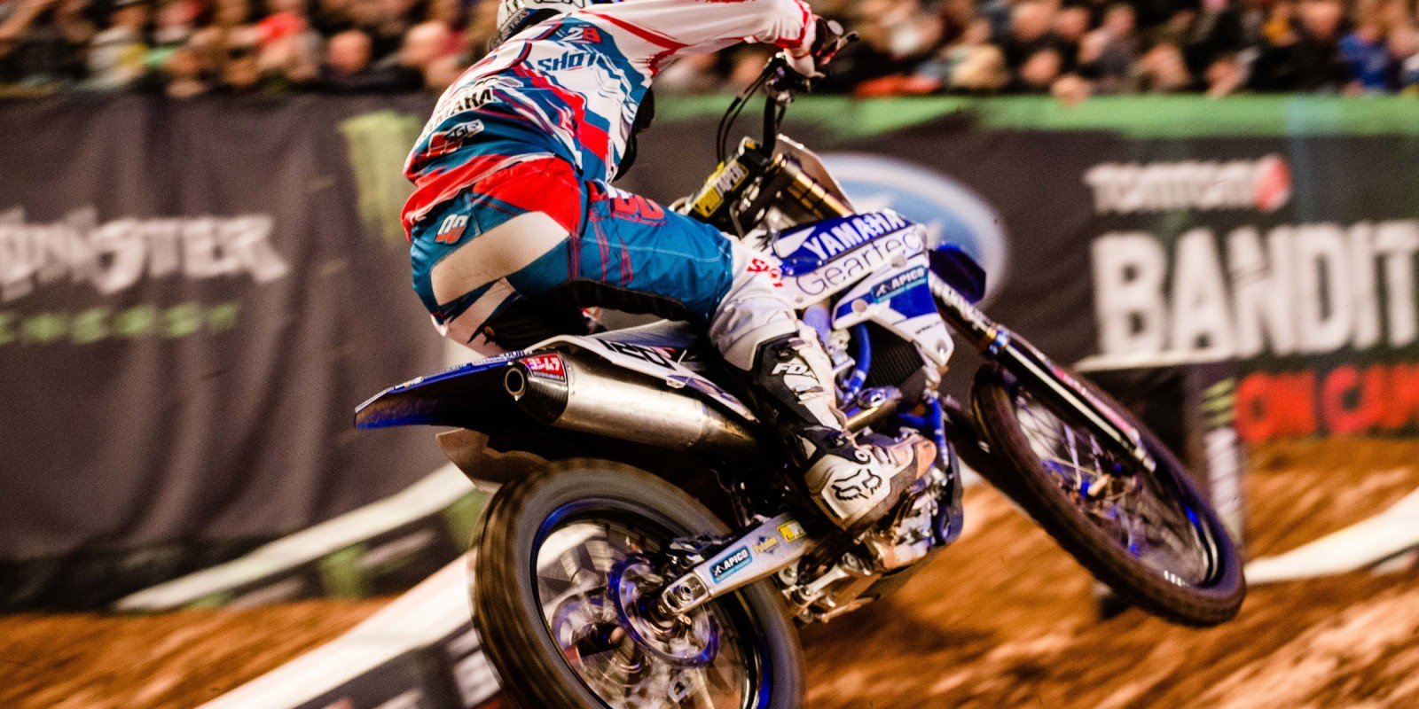 Cedric Soubeyras takes part in round 7 of AX