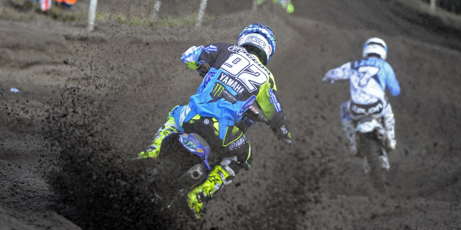 Valentin Guillod at the 2016 MXGP of Europe