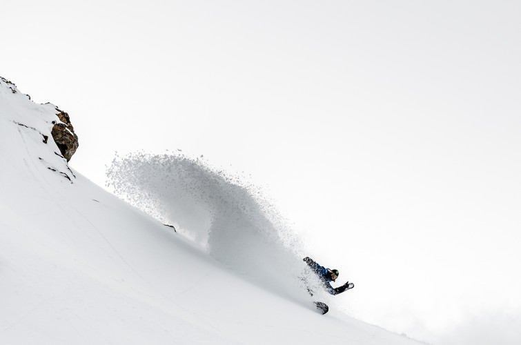Simon Gruber Powder Slash