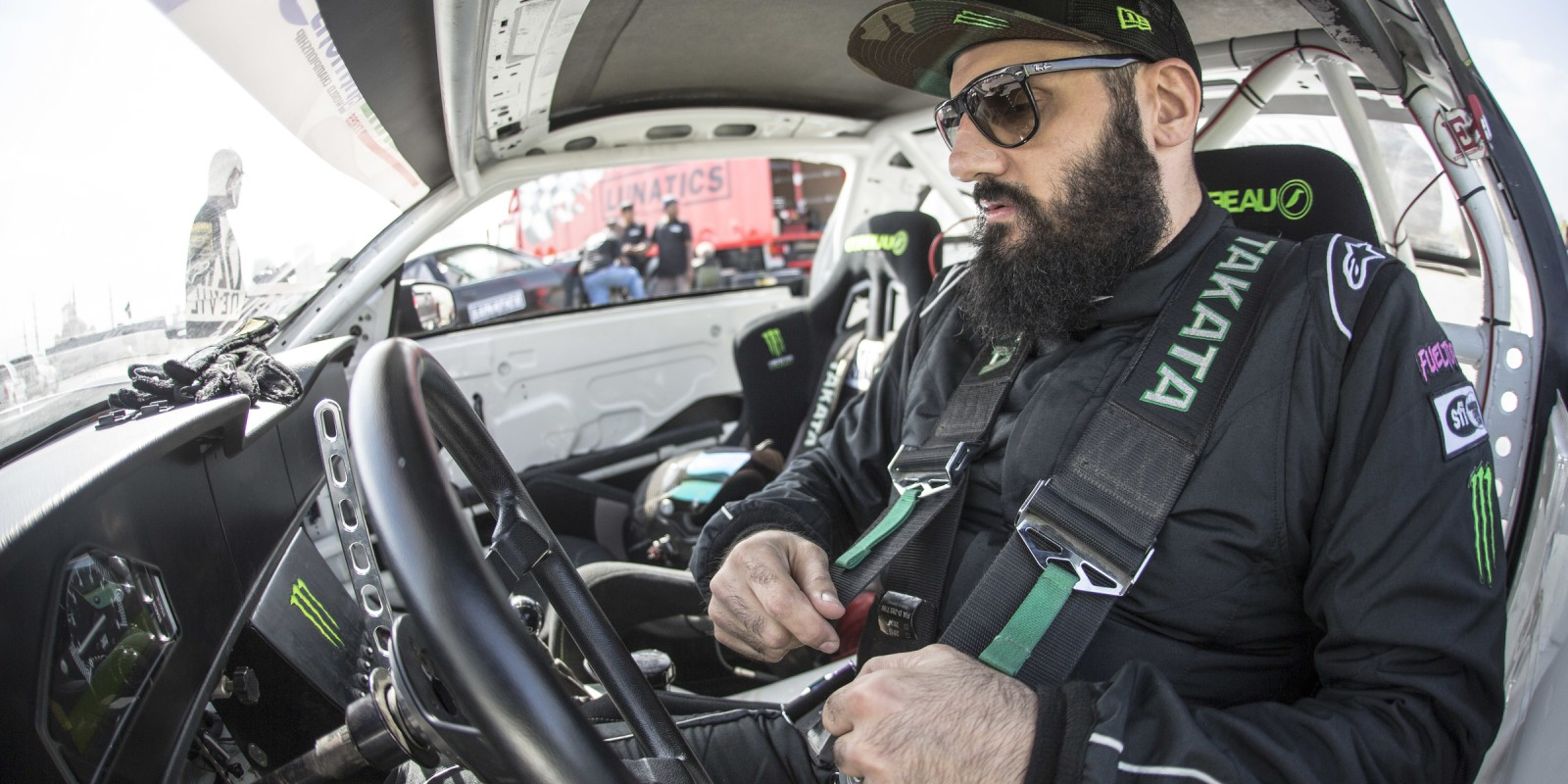 Round one of the Federal Tyres King of Nations Drift Championship