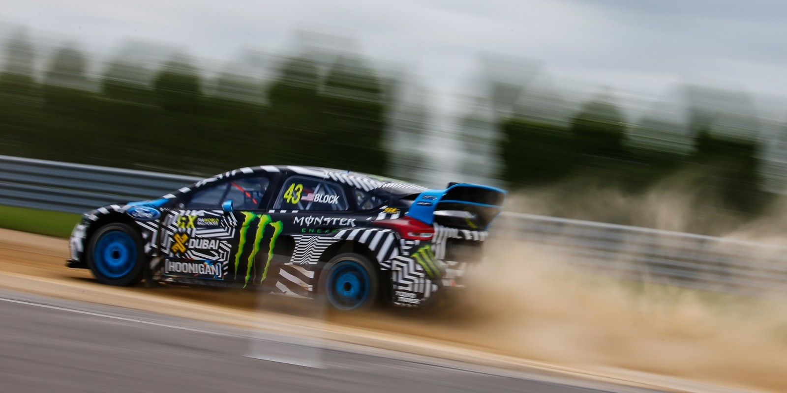 Day One images from the 2016 World RX of BelgiumRound 3