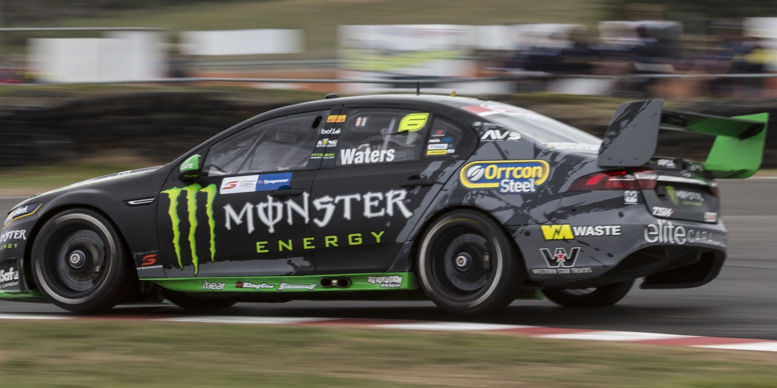 Monster Energy Racing at V8 Supercars - Symmons Plains 2016