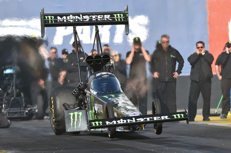 Brittany Force Phoenix Testing