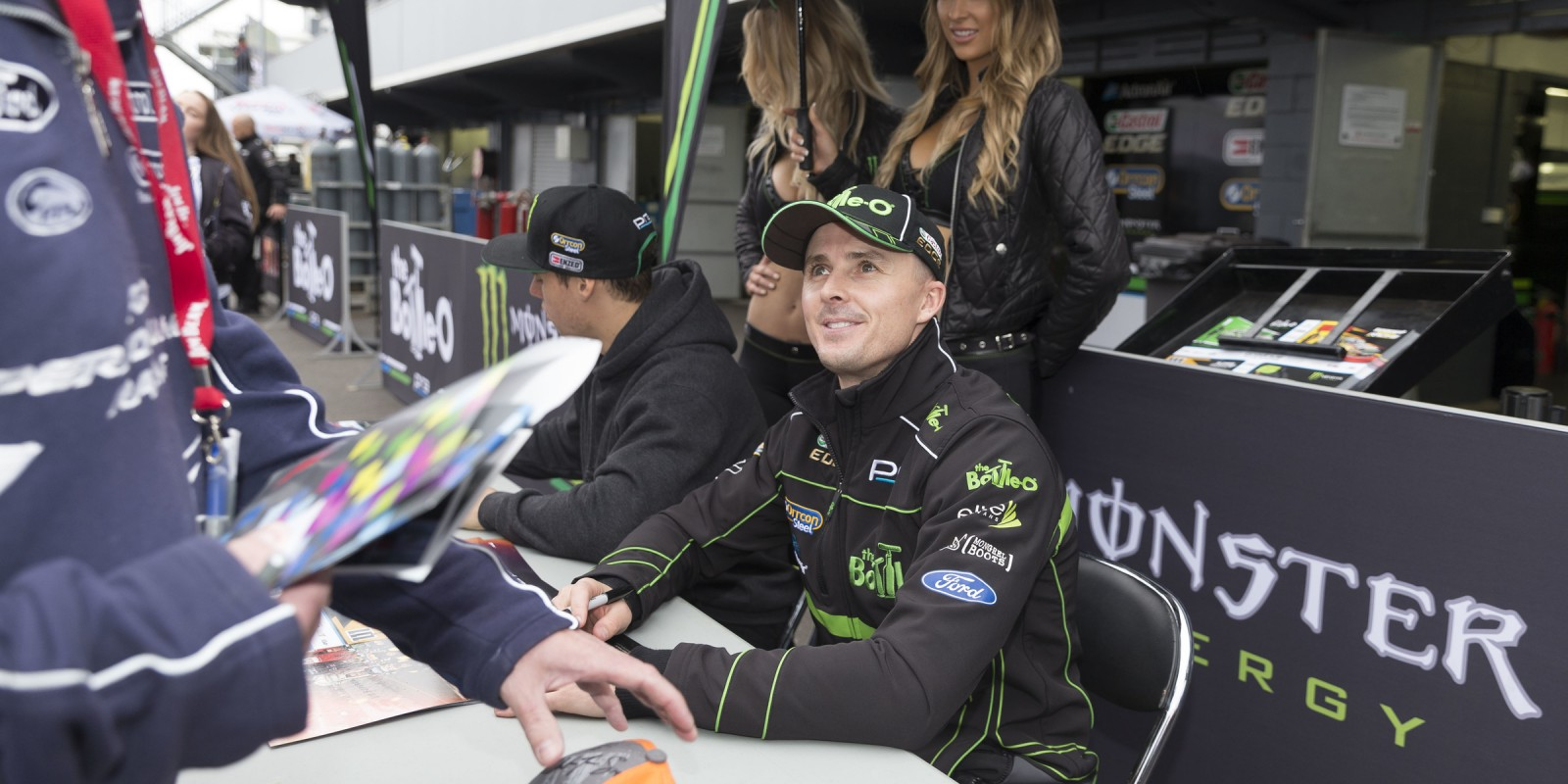 Monster Energy Racing at V8 Supercars - Phillip Island 2016
