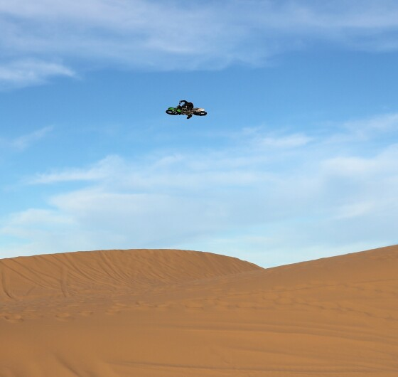 Josh Hill rides in Glamis for Doonies 2.