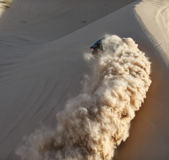 Monster athletes ride in Glamis for Doonies 2.