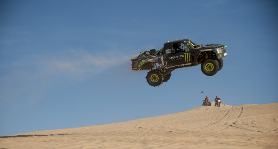 BJ Baldwin rides in Glamis for Doonies 2.
