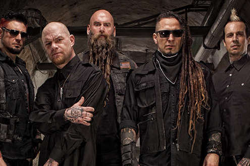 "FIVE FINGER DEATH PUNCH caps off one of the biggest years of their career with a live performance music video for their new single ""Wash It All Away,"" shot by acclaimed music video director Wayne Isham."