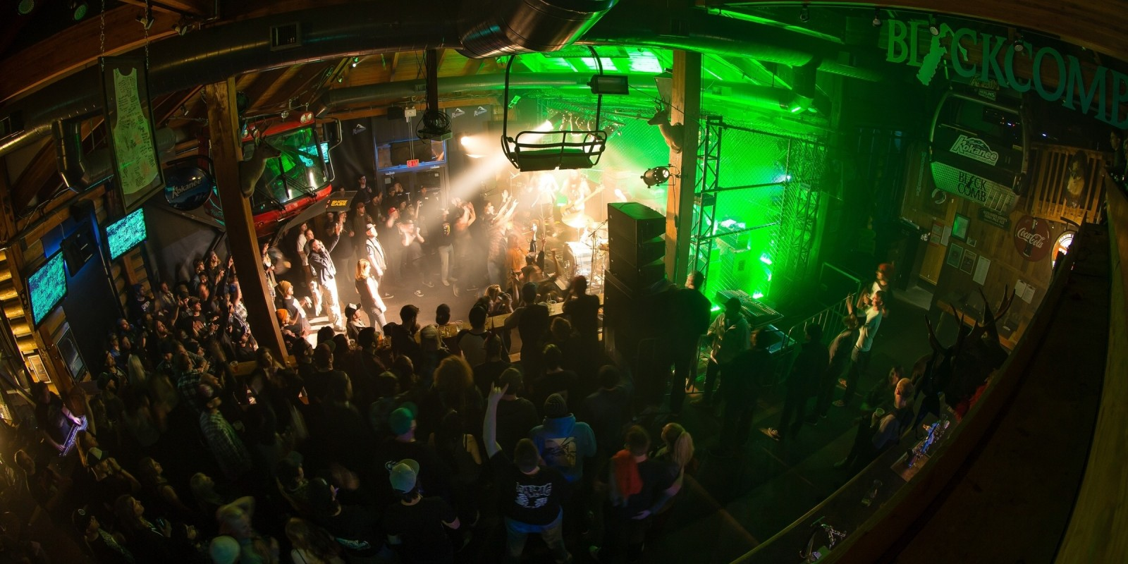 Monster Energy at Boarderstyle World Championships 2016 After party