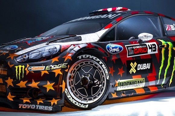 Gymkhana Eight Livery and Date Announcement