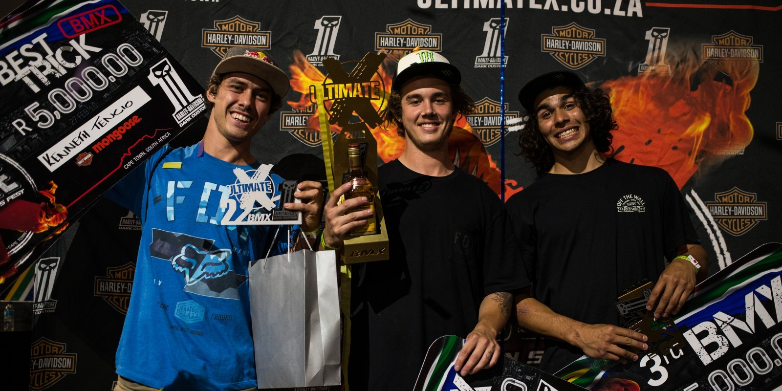 Ultimate X 2016