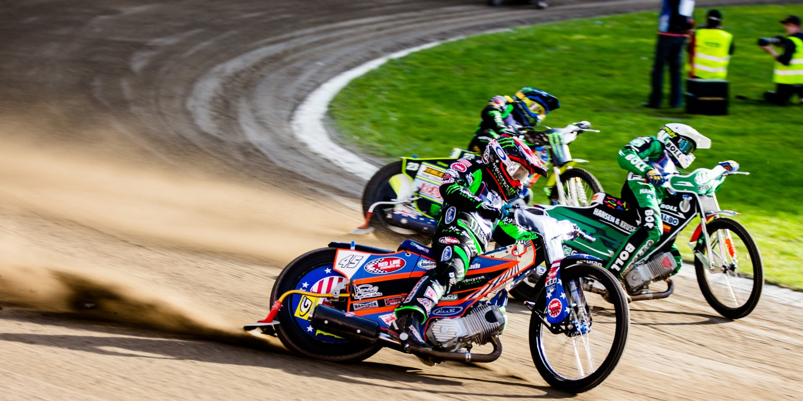 Chris Holder and Greg Hancock power to victory in Speedway Best Pairs Round One, Round 1