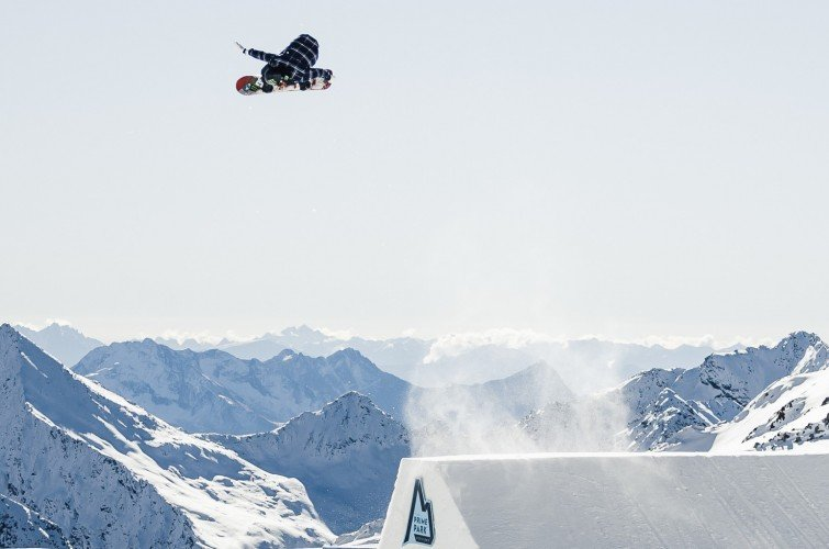Pictures taken during the primepark sessions 2015 in Stubai