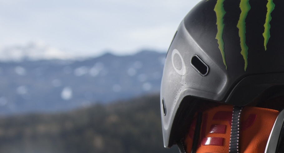 Ståle Sandbech at the 2016 Air & Style in Innsbruck, Austria