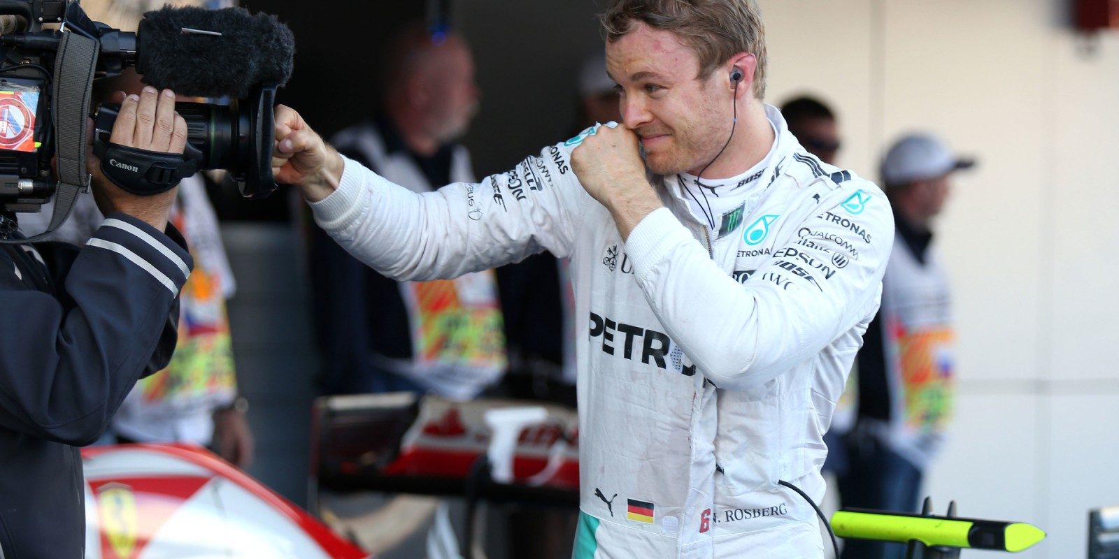 Sunday images from the 2016 Russian Grand Prix, Sunday race