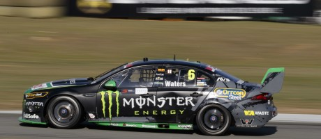 V8 Supercars - Perth 2016 Monster Energy Racing - Cameron Waters