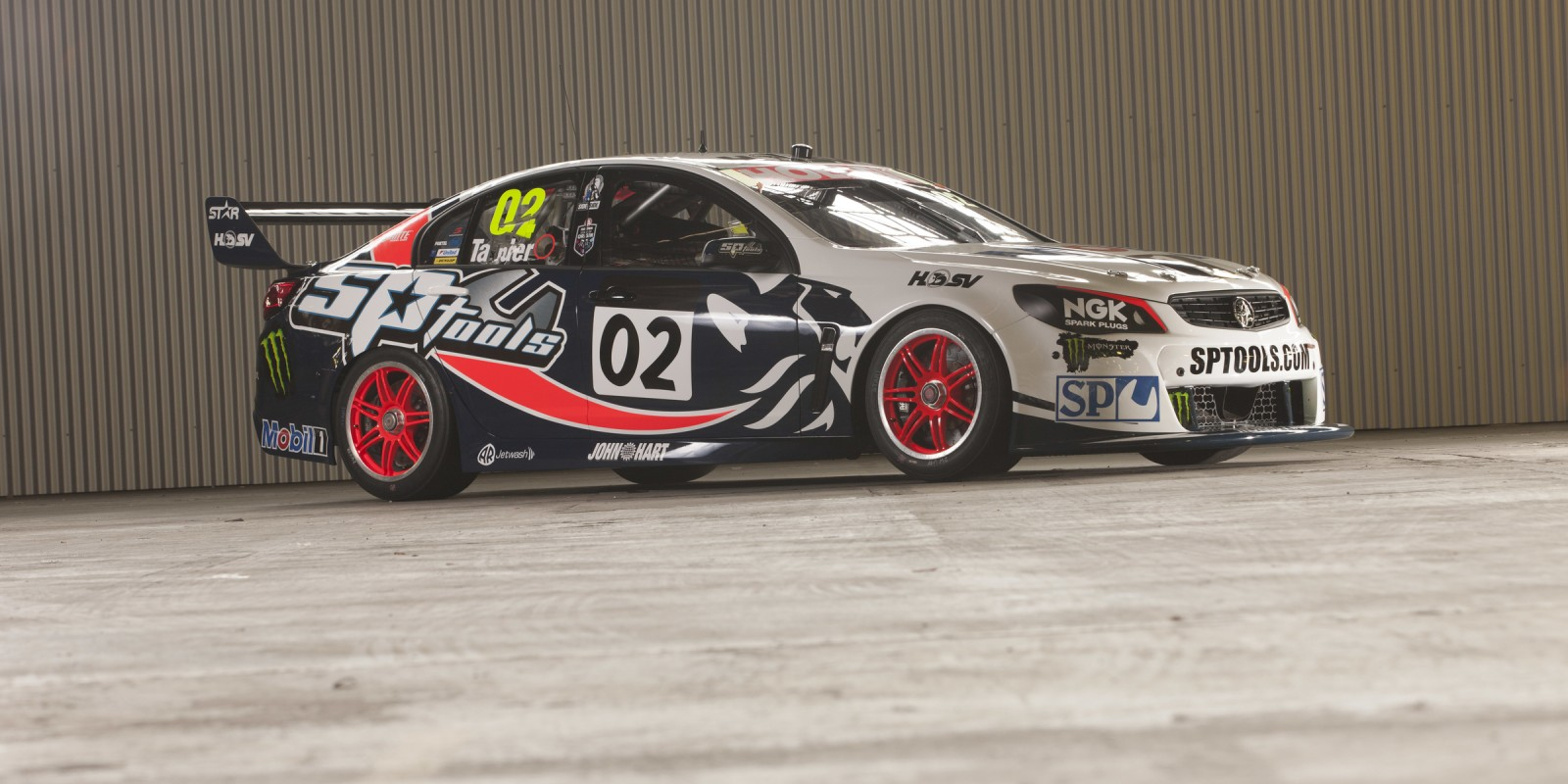 Holden Race Team Heritage Livery