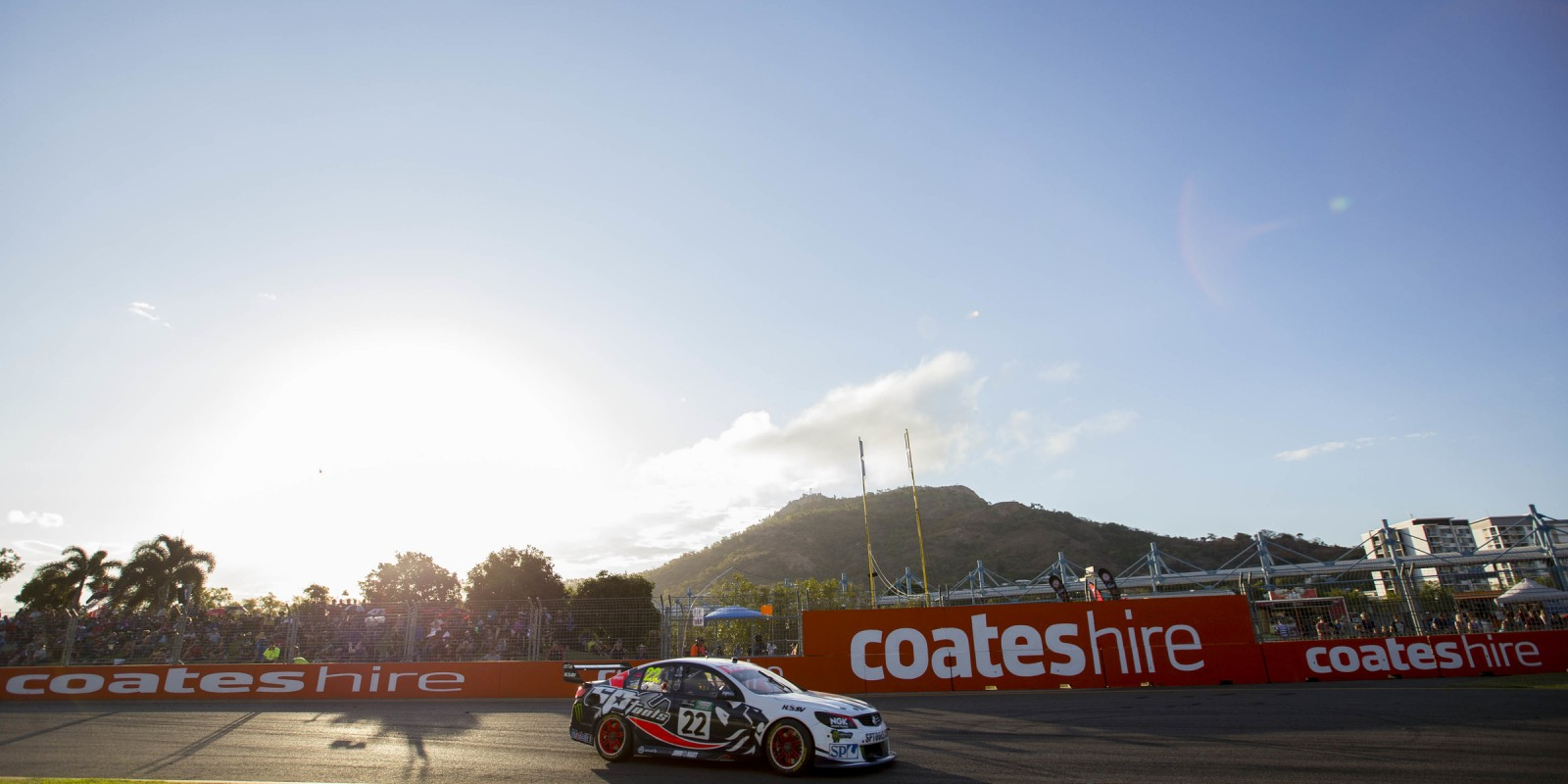 James Courtney V8 Supercars - Round 6 - Townsville