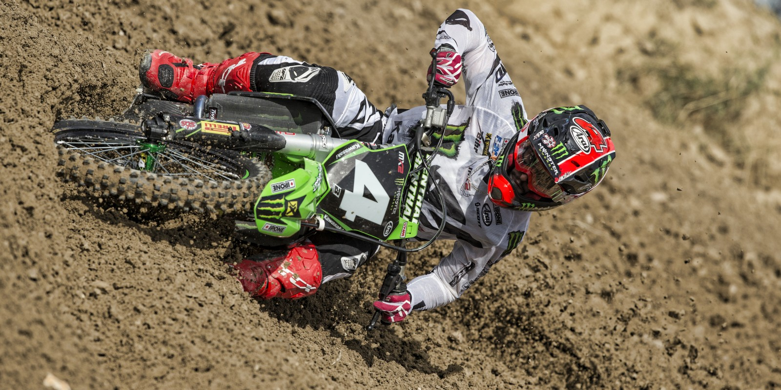 Dylan Ferrandis at the 2016 MXGP of Spain