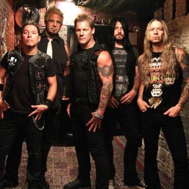 Fozzy at a photoshoot for the Profile Creation in Atlanta, GA