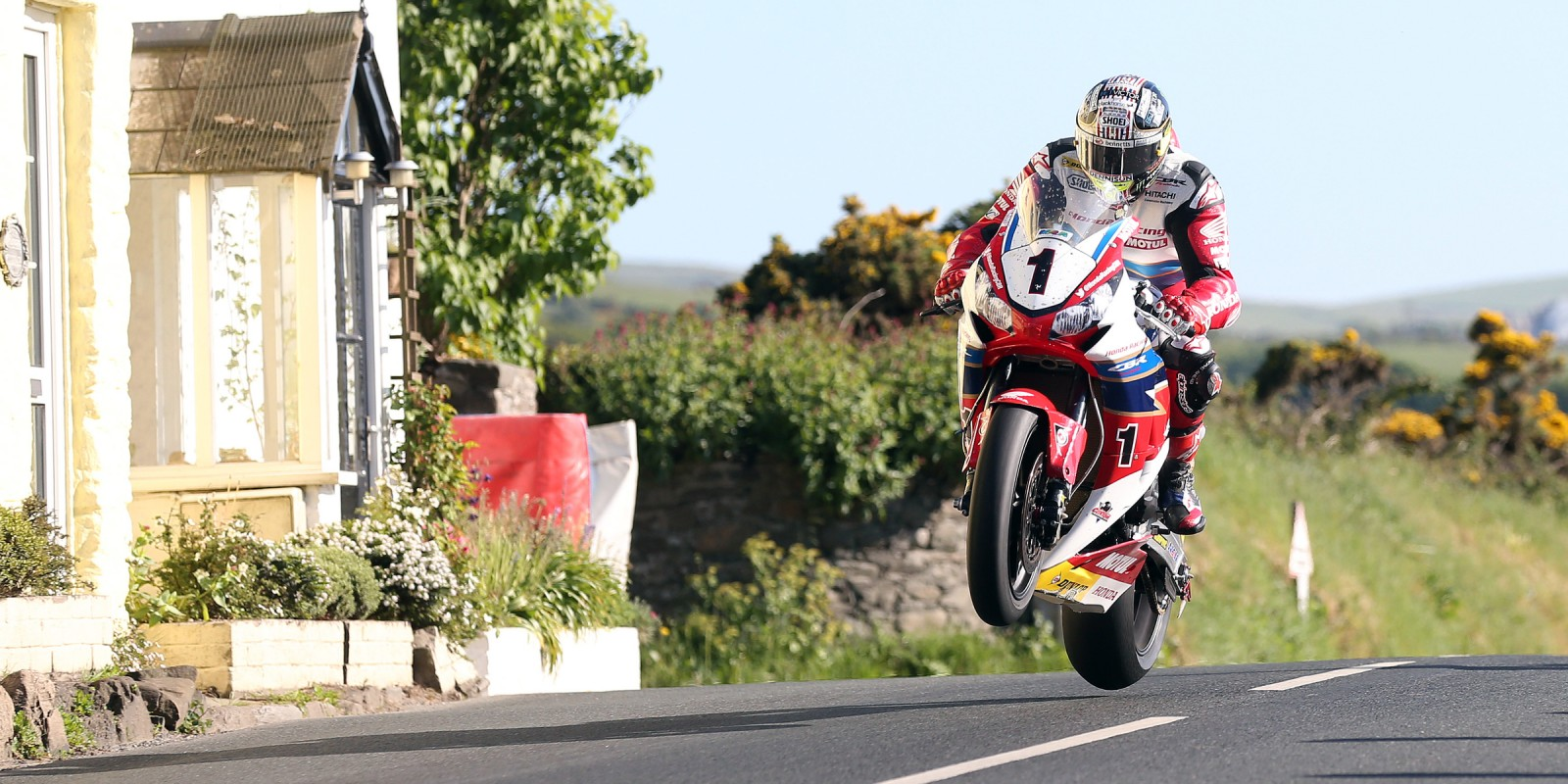 Images from the 2016 Isle of Man TT - 3rd June