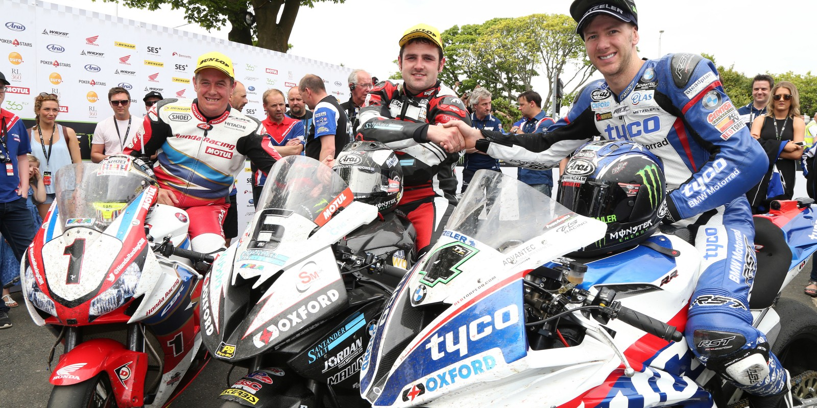 Images from race week at the 2016 Isle of Man TT