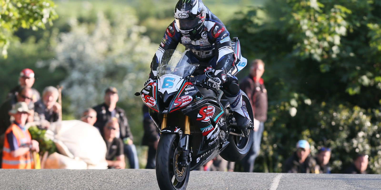 Images from practice week at the 2016 Isle of Man TT