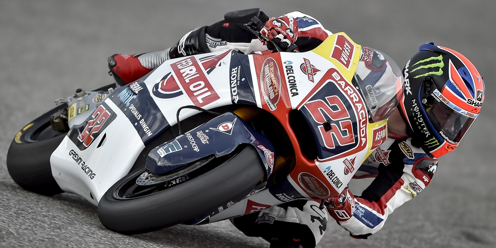 Sam Lowes at the 2016 Grand Prix of The Americas