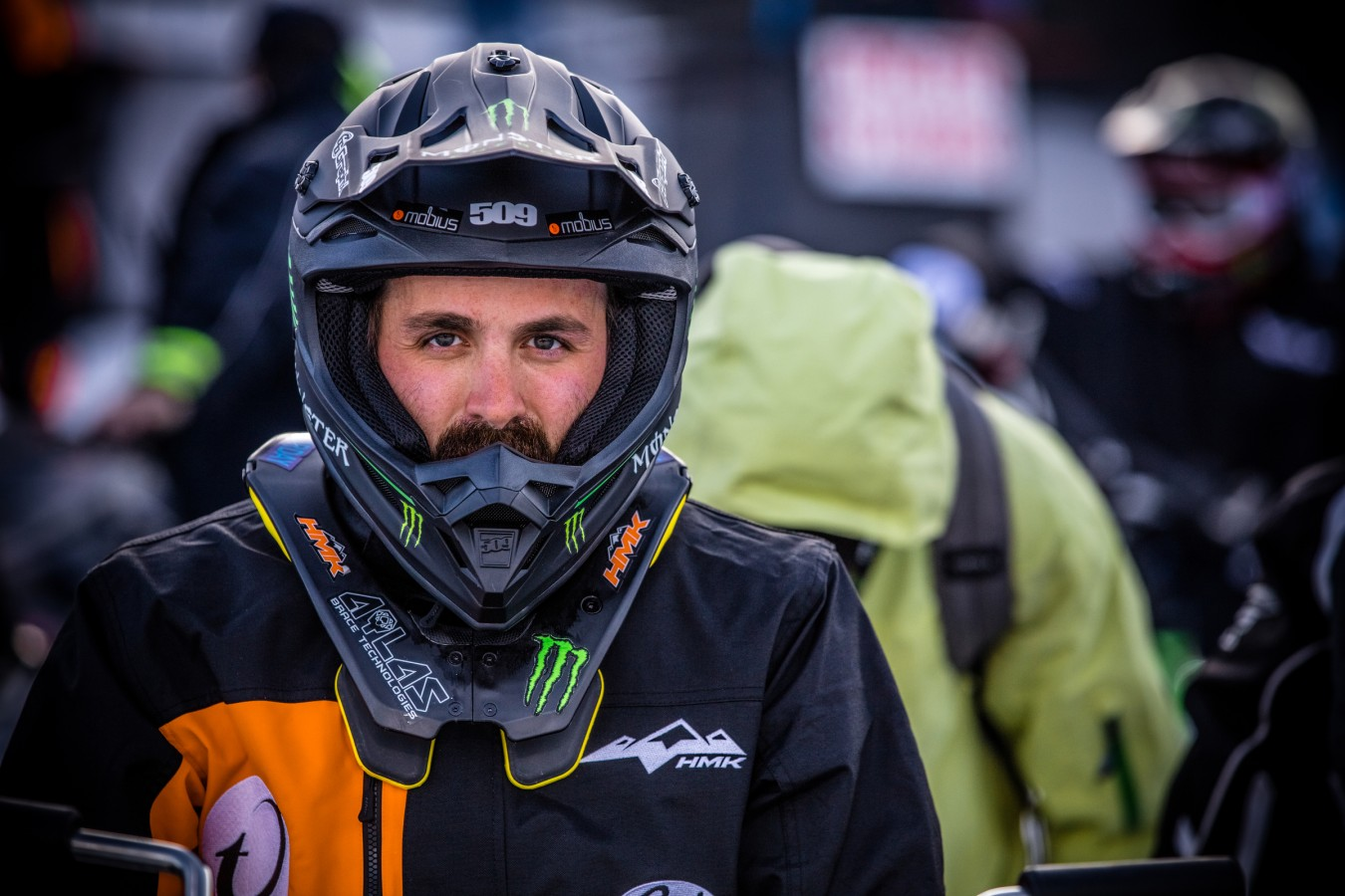 Brett Turcotte competes at Winter X Games 2016