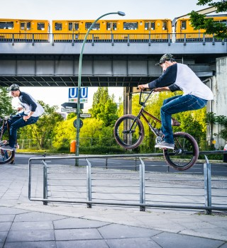 """In 2015, the Czech bike bros from TBB-Bike shop united with Monster Energy and started a project called """"Lost In BMX"""". The idea was simple – visit an unusual city to the BMX scene, hit the streets and bring the attention to some neglected locations that d"""