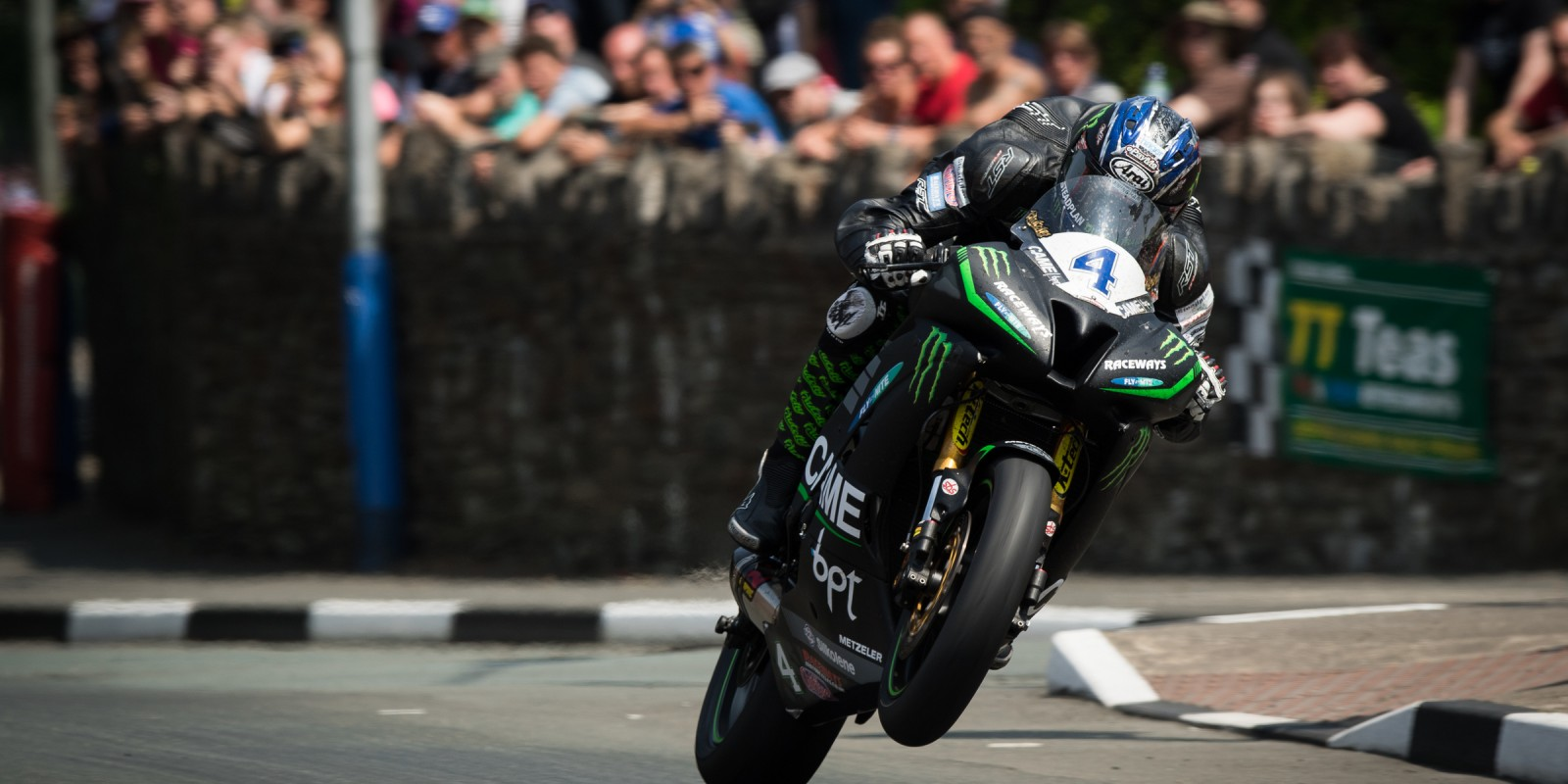 Images from the 2016 Isle of Man TT - 8th June