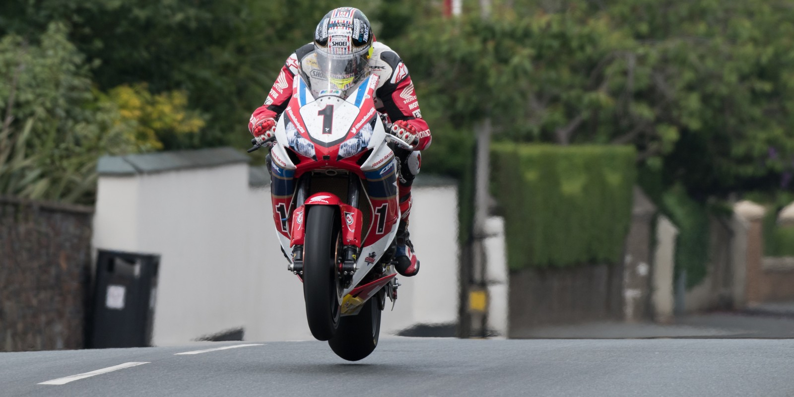 Images from the 2016 Isle of Man TT