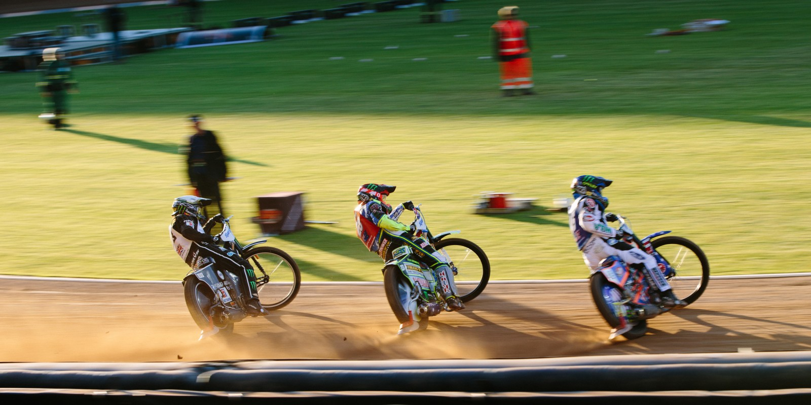 Images from the Danish Speedway GP in Horsens, June 2016