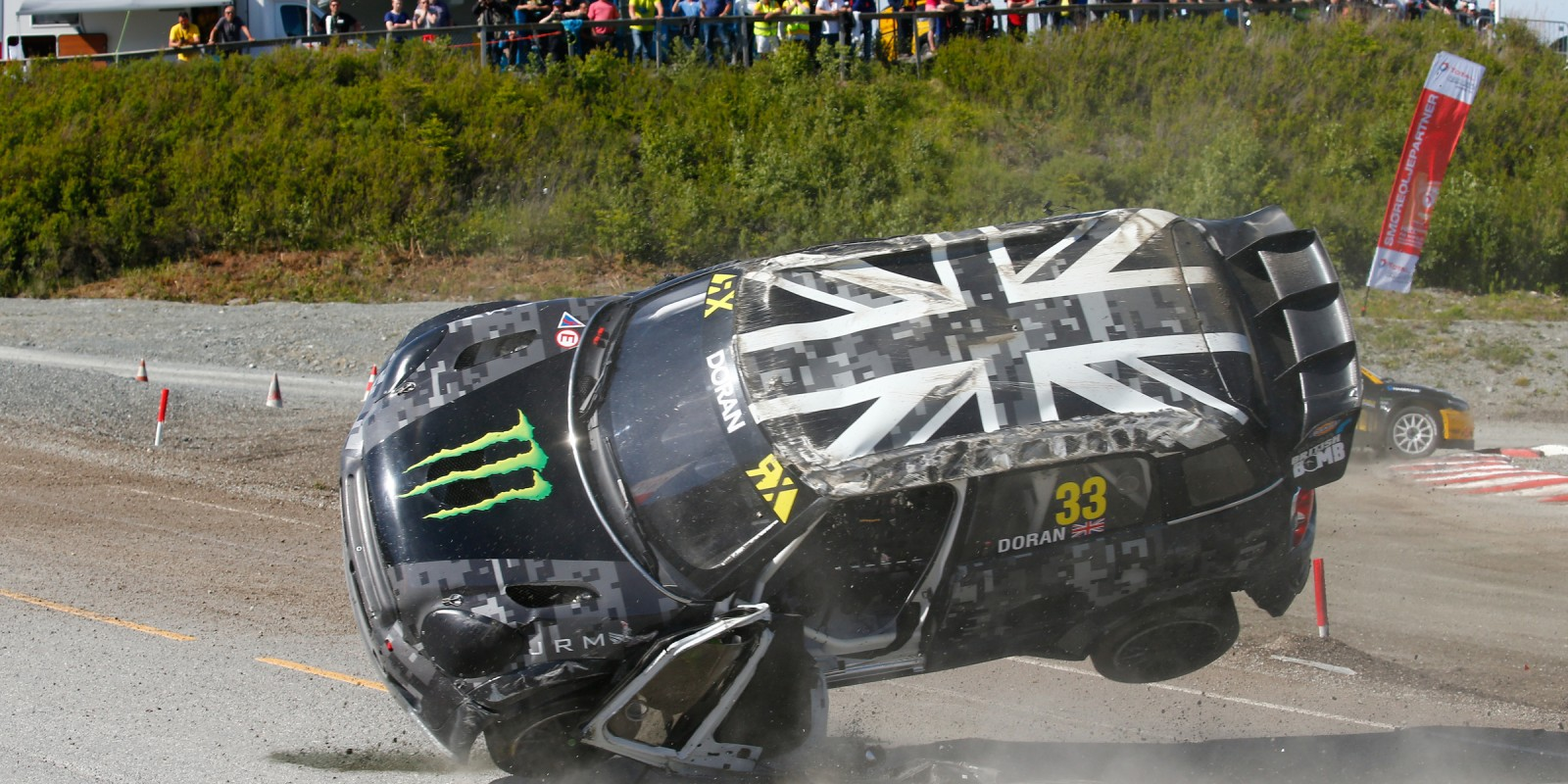 Day one images from the 2016 World RX of Norway