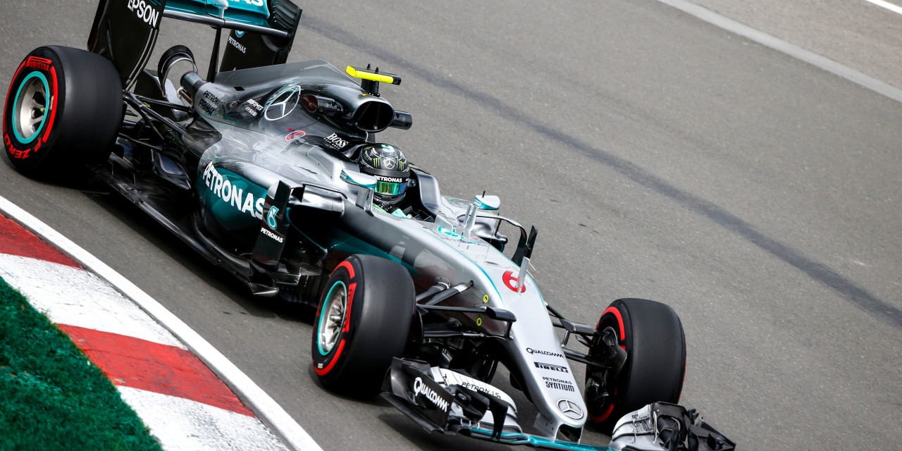 Qualifying images from the 2016 Canadian Formula One Grand Prix